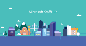 I will setup and show you how to use Microsoft StaffHub for your team