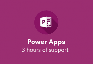 I will provide PowerApps remote support