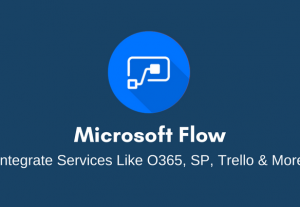 I will automate your work with Microsoft Flow.