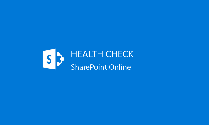 I will give your SharePoint Online a full health check with report