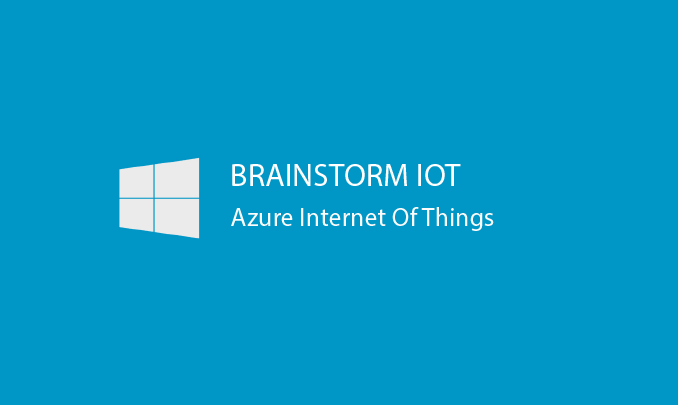 I will host a 1 hour IoT brainstorming session