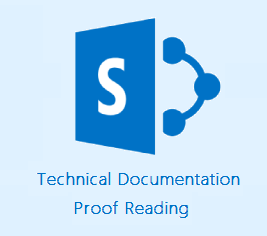 I will provide 1 hour of SharePoint technical documentation proof reading