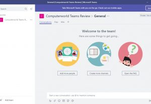 I will deliver a bite size Microsoft Teams Level 1 training session