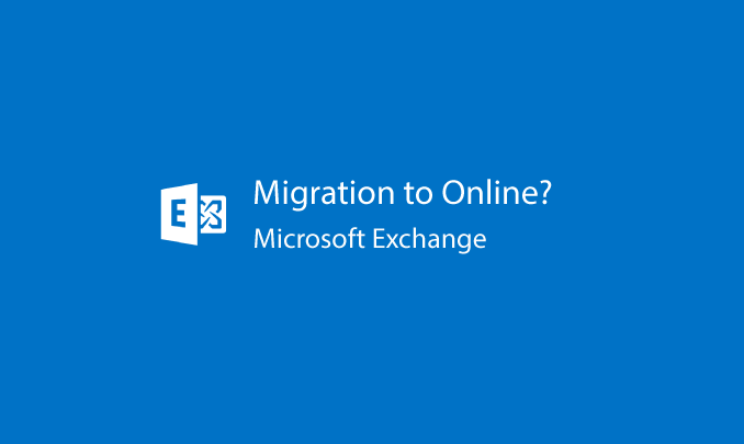 I will migrate your on-prem Exchange to Exchange Online (Office 365)