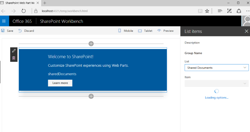 I will deliver a Custom Web part for SharePoint