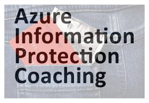 I will provide 2 hours of Azure Information Protection (AIP) Coaching