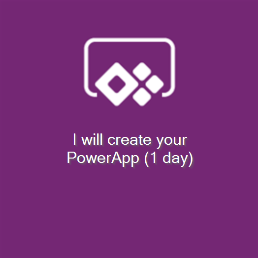 I will turn your idea into a fully functional PowerApp (1 day)