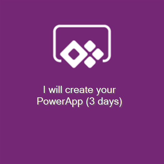 I will turn your idea into a fully functional PowerApp (3 days)