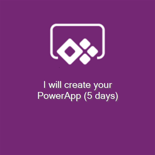 I will turn your idea into a fully functional PowerApp (5 days)