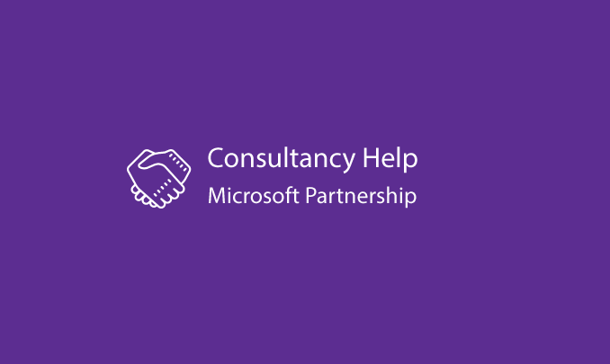 I will consult you on your Microsoft Partnership