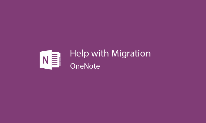 I will help you transition from OneNote 2016 to OneNote for Windows 10