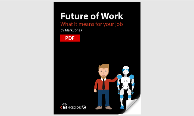 Free EBook Download: Future of work and what does it mean for your job