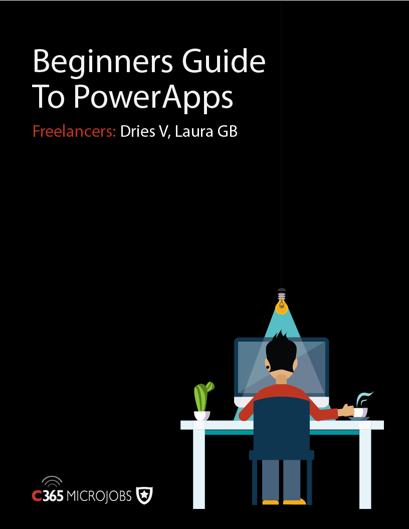 Beginners Guide to PowerApps Ebook