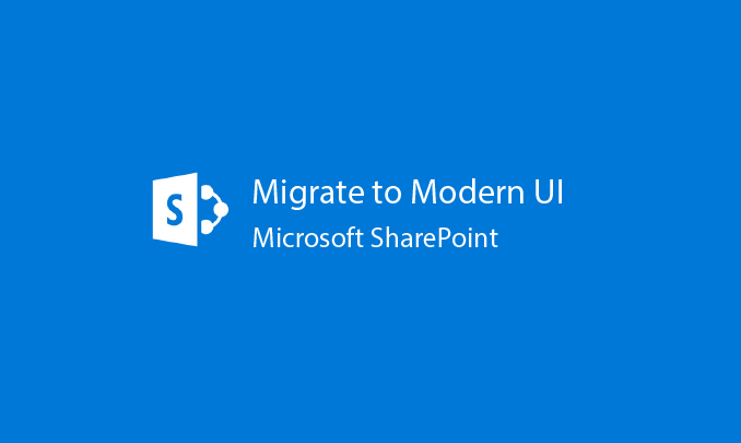 I will help you migrate to a SharePoint Modern Sites Intranet Structure