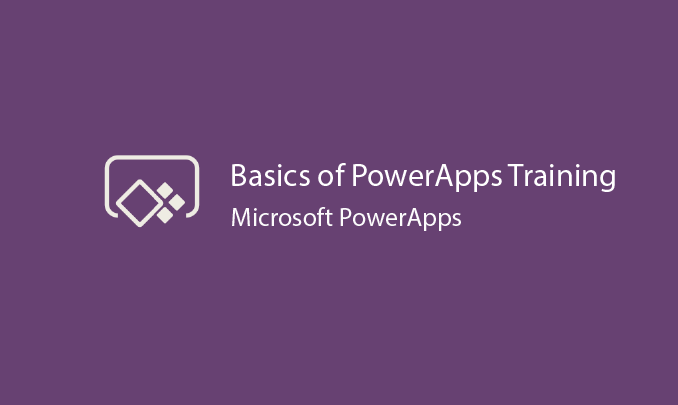 I will train you on the basics of PowerApps for 4 hours