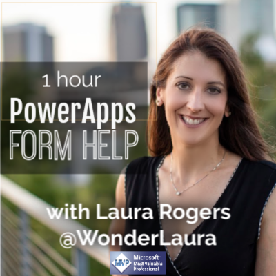 I will help you with PowerApps form logic