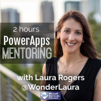 I will be your PowerApps & Flow Mentor for 2 hours