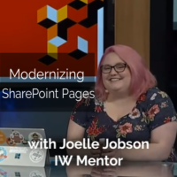 I will guide you in taking a SharePoint page from classic to modern!