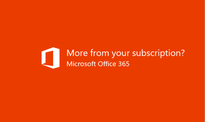I will deliver the most out of your Office 365 subscription