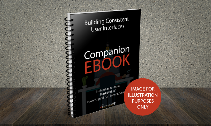 Download the Building Consistent User Interfaces Companion Ebook