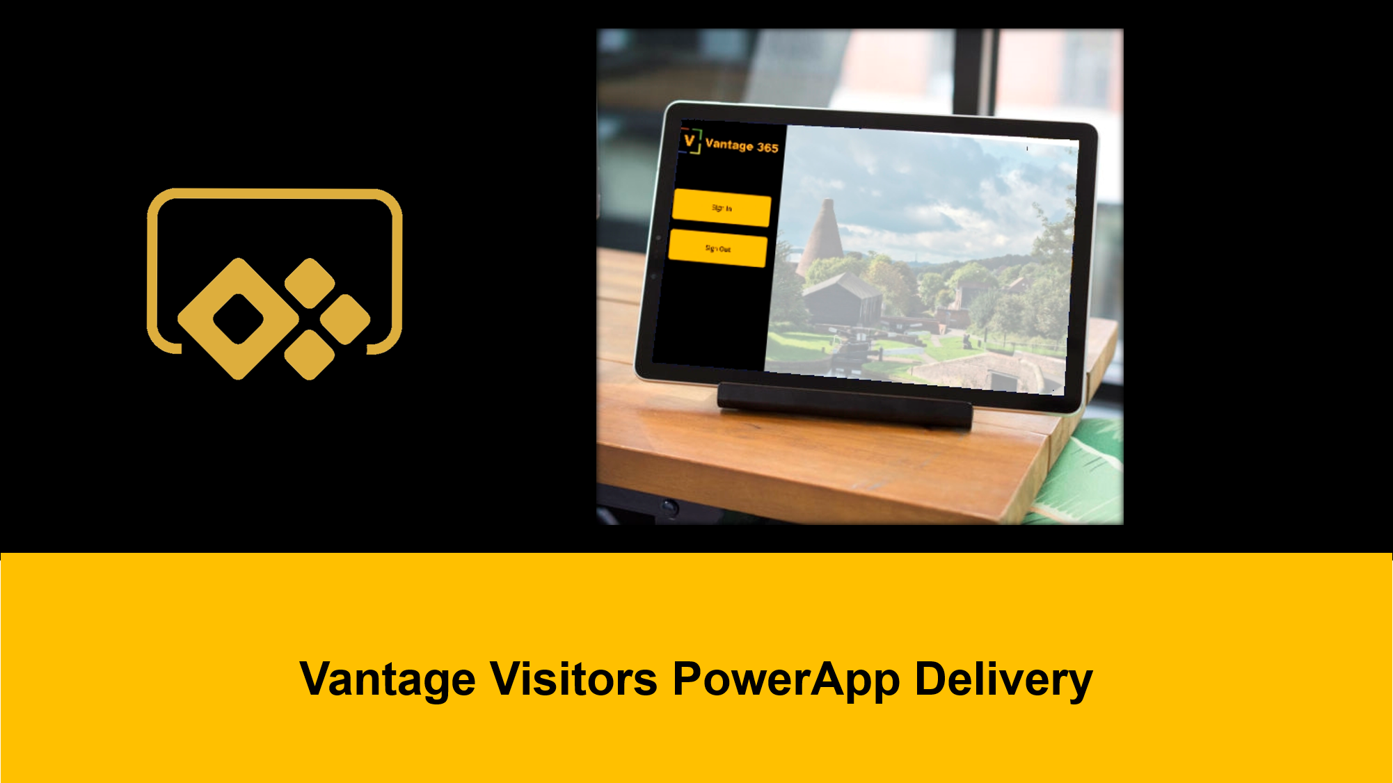 I will deploy the Vantage Visitors PowerApp to your tenancy