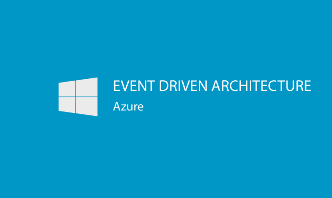 I will teach you how to use Azure to build an event-driven architecture
