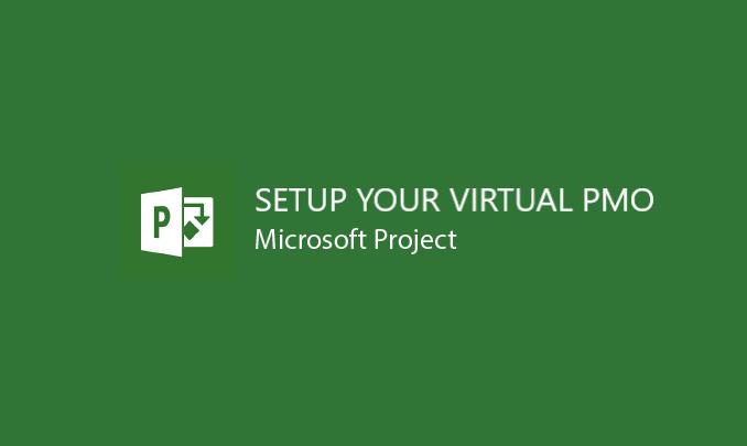 I will help you establish your  Virtual PMO