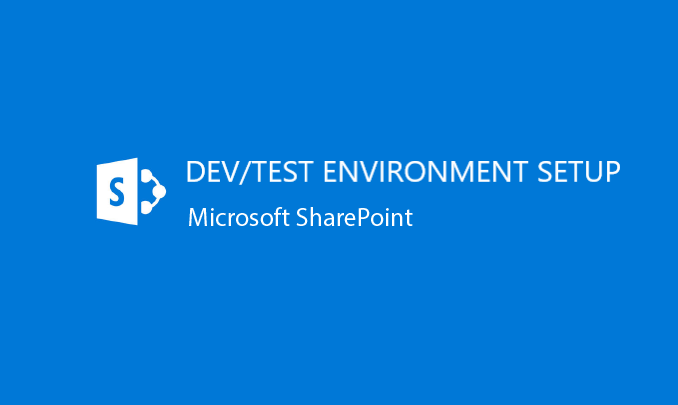 I will create your SharePoint on-prem dev/test environment using AutoSpInstaller