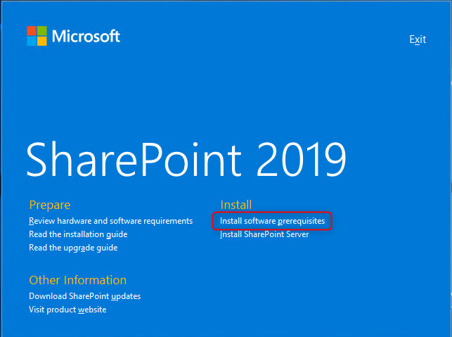 I will Install SharePoint 2013/2016/2019, single or multi server